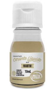 CORANTE LÍQUIDO MARFIM 10ML