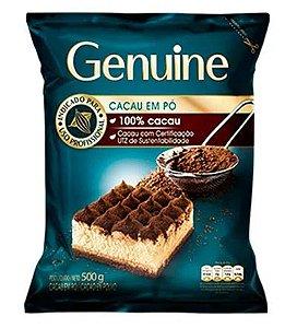 Cacau em Pó 100% Genuine 500 g