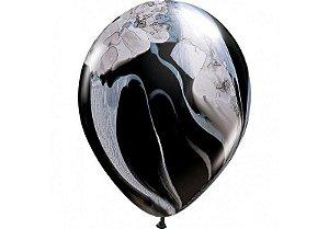 Balão Supergate Black 11 polegadas (unidade)