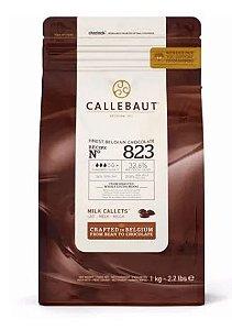 Chocolate Belga Callebaut Ao Leite 823 33,6% Cacau Gotas 1 Kg