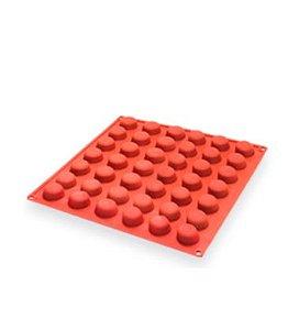 Forma Silicone Mini Financiers 42 cavidades Cimapi