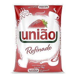AÇUCAR REFINADO UNIÃO 1KG