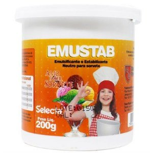 Emulsificante Emustab 200 g