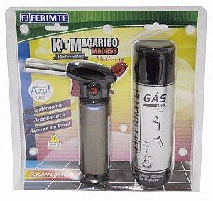Kit Maçarico com Gás MA0053