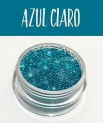 Glitter Art Decor Azul Claro 5 g
