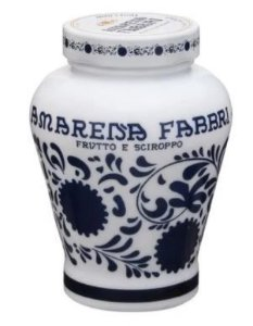 Amarena Fabbri (Cereja Italiana Inteira em Calda) 600g