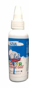 CORANTE LIQUID GEL AZUL 60G ICEBERG
