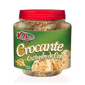 CROCANTE CASTANHA CAJU 1.05KG VABENE