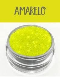 Glitter Art Decor Amarelo 5 g