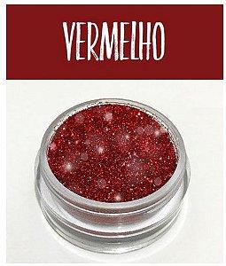 Glitter Art Decor Vermelho 5 g