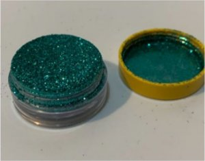 Glitter Art Decor Verde Esmeralda 5g