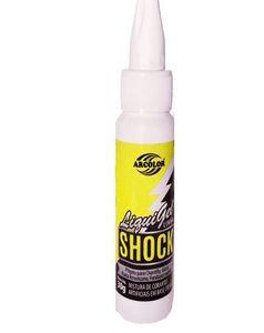 Corante Arcolor Liquigel 30 g Amarelo Shock