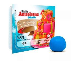Pasta Americana Arcolor 500 g Azul