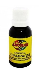 ESSENCIA ALIMENTICIA CHAMPAGNE 30ML ARCOLOR