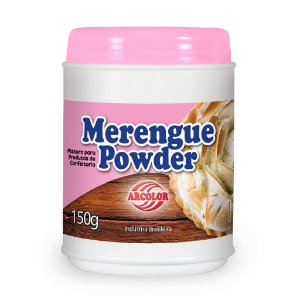 Merengue Powder Arcolor 150 g