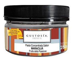 Pasta Saborizante Maracujá Gustosia 250 g