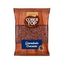 Granulado Chocolate Cobertop Crocante 1,05Kg