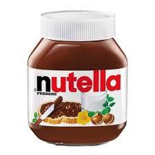 Nutella 650 g Creme de Avelã