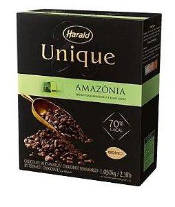 Chocolate Unique Amargo 70% Cacao Gotas 1,05 Kg