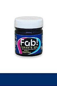 Corante Gel Azul Marinho FAB 15 g