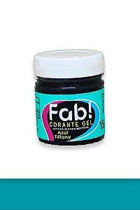Corante Gel Azul Tiffany FAB 15 g