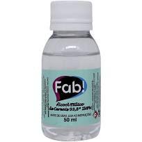 Alcool Etilico de Cereais FAB 50ml