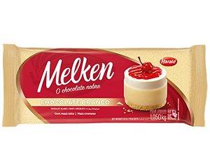 Chocolate Branco Melken Barra 1,050 Kg