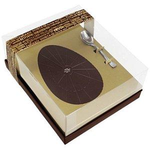 Caixa Classic 250 g Ouro DESMONTADA c/5
