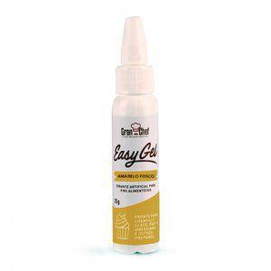Corante Easy Gel Amarelo Fosco 25 g