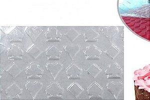 Placa de Textura Acetato Naipes