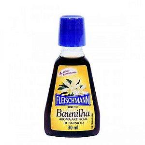Aroma Baunilha Fleschmann 30ml