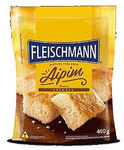 Mistura para Bolo Aipim 450g Fleischmann