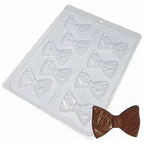 Forma simples de acetato Gravata Borboleta