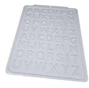 Forma Simples Alfabeto Semi Profissional BWB
