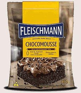 Mistura para BOLO CHOCOMOUSSE 450G Fleischmann