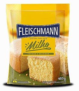 Mistura para BOLO MILHO 450 g Fleischmann