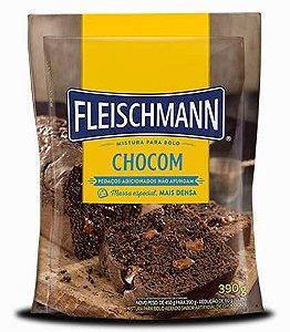 Mistura para Bolo ChocoM 390G Fleischmann