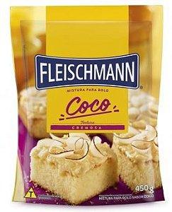 Mistura para BOLO COCO 450G fleischmann