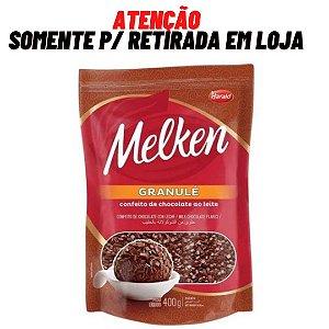 Granule Chocolate Ao Leite Melken 400 g