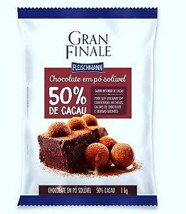 Chocolate em Pó 50% Cacau Gran Finale Fleischmann
