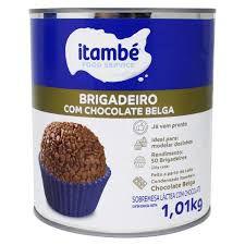 Brigadeiro com Chocolate Belga 1,01 kg Itambé