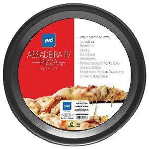 Assadeira para Pizza 30cm Teflon