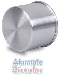 Forma Redonda 18 x 10 cm Alumínio A.C.