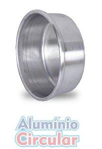 Forma Redonda 18 x 5 cm Alumínio A.C.