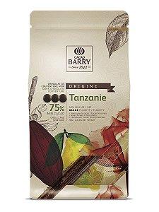 Chocolate Amargo de Origen Tanzania Callebaut Gotas 1Kg