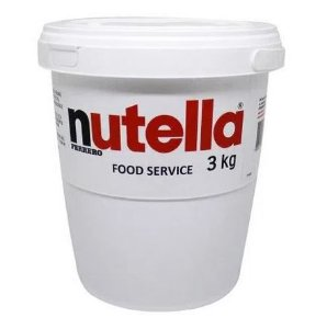Nutella Balde 3kgs