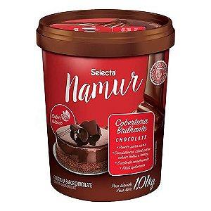 Cobertura brilhante Selecta Namur 1,01kg
