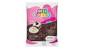 Granulado Flocos Macio Chocolate Mil Cores 500 g