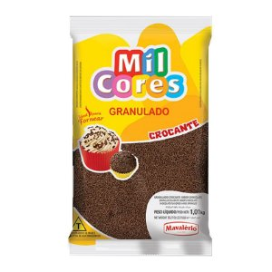 Granulado Mil Cores Crocante 1,01 kg