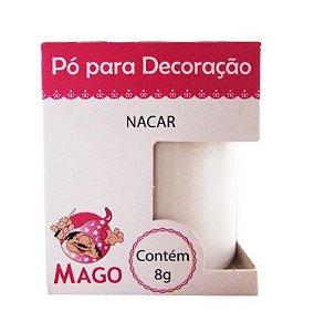 Pó p/ Decoração Mago Nacar 8 g